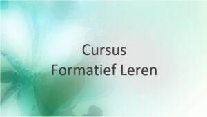Formatief Leren